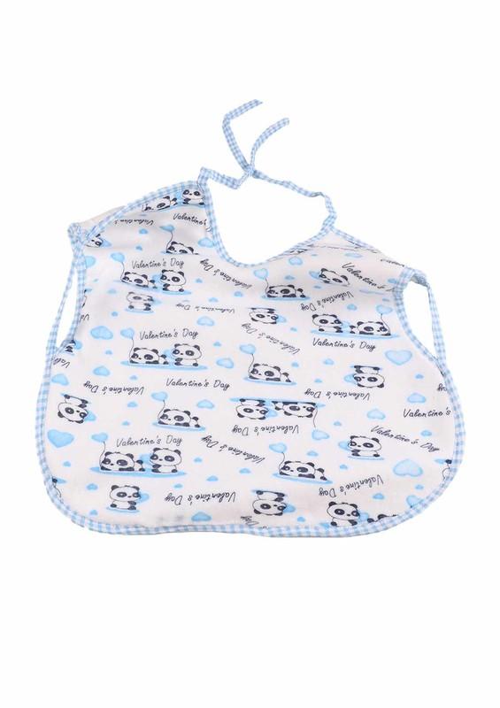 BEBAYLİN - Bebaylin Mama Önlüğü 104 | Mavi