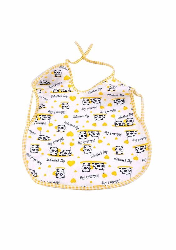 BEBAYLİN - Bebaylin Mama Önlüğü 104 | Sarı