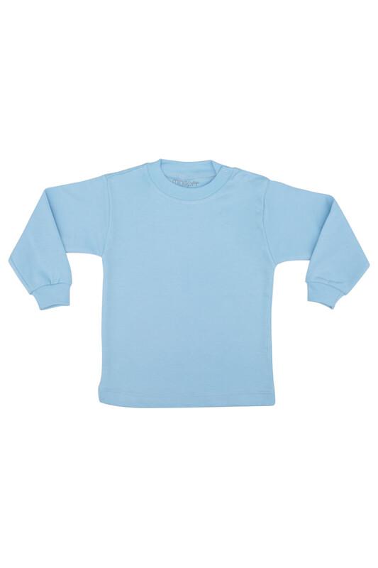 MİNİSOFT - Penye Bebek Bady | Mavi