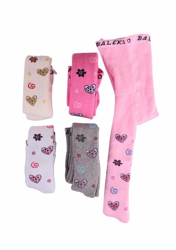 BALEKS - Baleks Külotlu Çorap 2003 | Beyaz