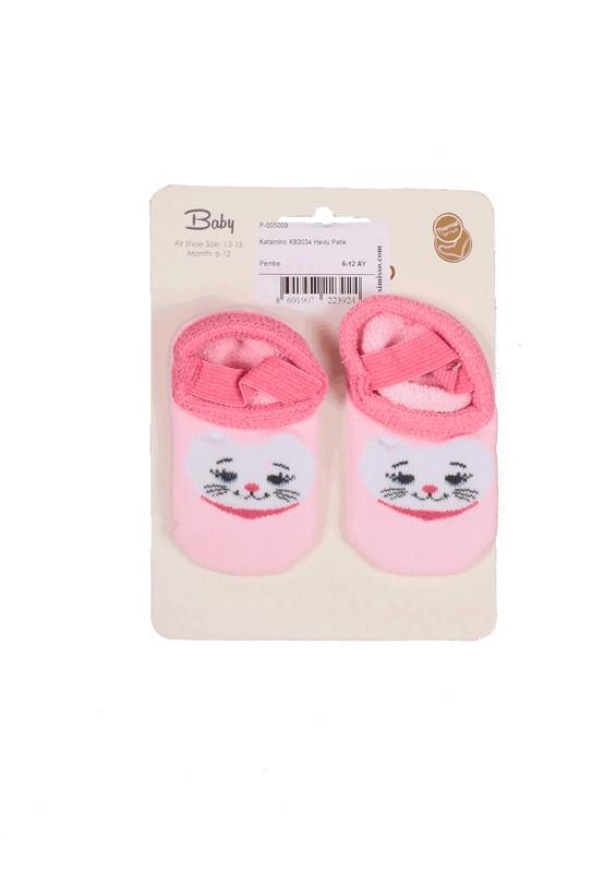 KATAMİNO - Katamino Havlu Patik Çorap 83022 | Pembe