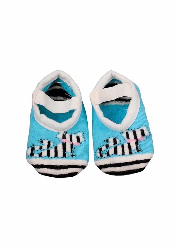 KATAMİNO - Katamino Havlu Patik Çorap 83015 | Mavi