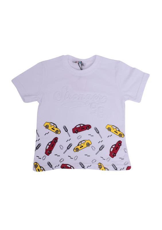 SİMİSSO - Simisso T-Shirt 19445 | Beyaz