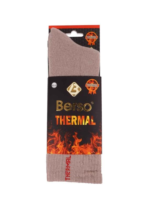 BERSO - Berso Termal Çorap 16010 | Bej