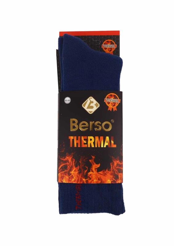 BERSO - Berso Termal Çorap 16010 | İndigo