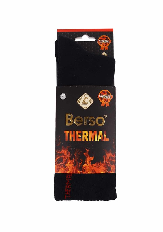 BERSO - Berso Termal Çorap 16010 | Lacivert