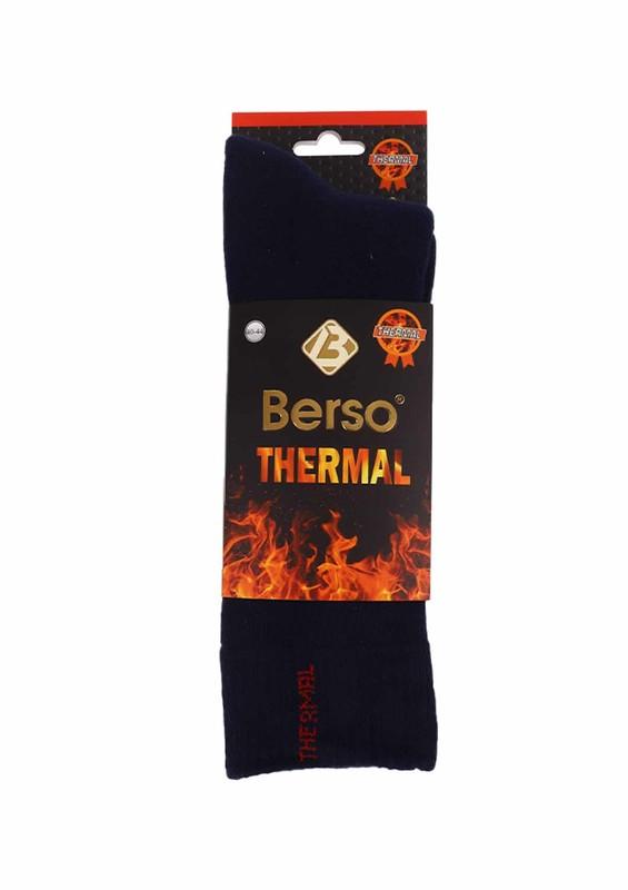 BERSO - Berso Termal Çorap 16010   Mavi