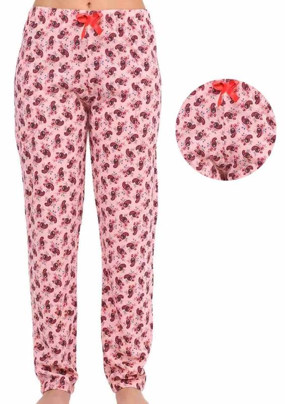 ARCAN - Boru Paçalı Desenli Pijama Altı 028 | Yavru Ağzı
