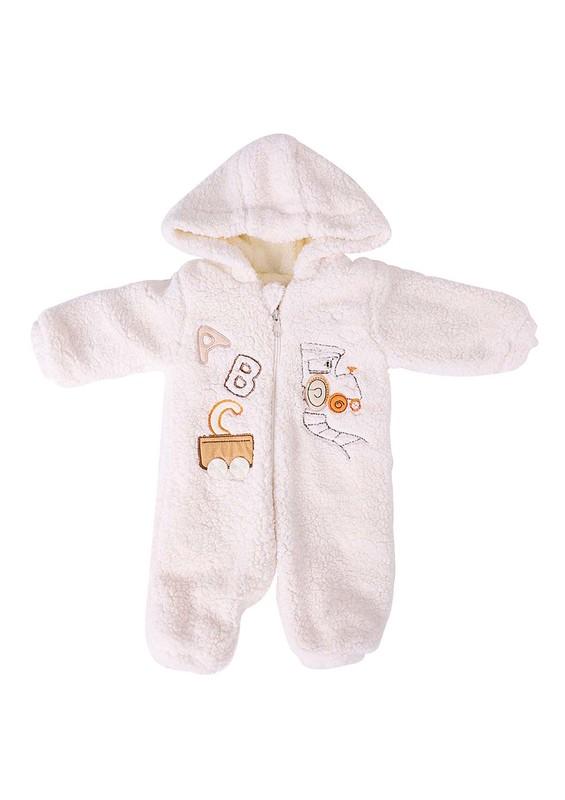 BUUDE - Buude Bebek Tulumu 6542 | Beyaz
