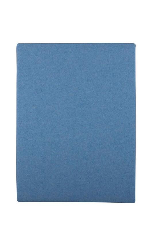 SİMİSSO - Çift Kişilik Havlu Çarşaf Takımı | Mavi