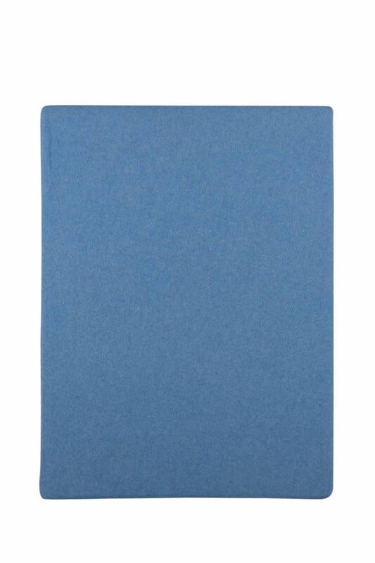 SİMİSSO - Tek Kişilik Havlu Çarşaf Takımı | Mavi