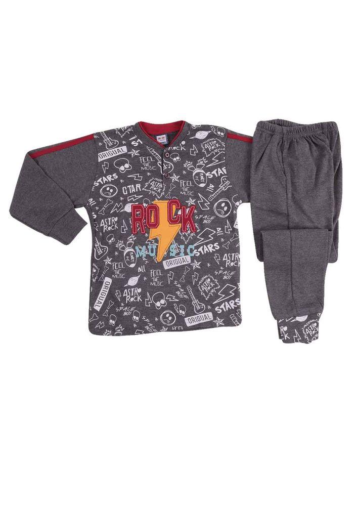 Simisso Pijama Takımı 985 | Gri