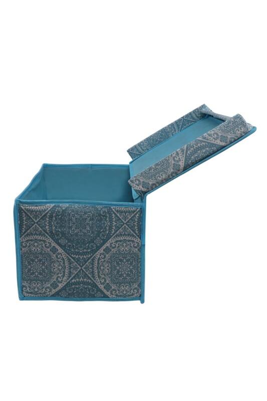SİMİSSO - Çok Amaçlı Saklama Kutusu Mini | Mavi
