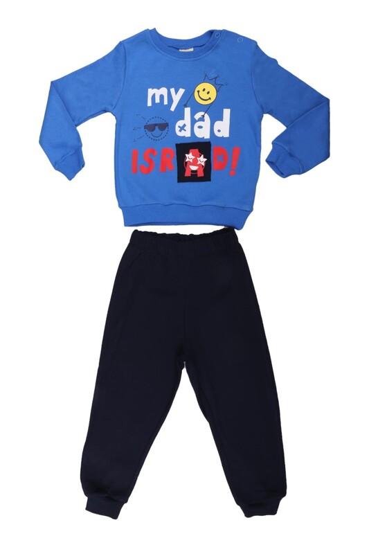 Damla - Damla My Dad Baskılı Bebek Takımı 2'li 20435 | Saks