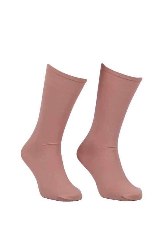 DORE - Dore Teni Göstermeyen Saten Çorap 215 | Ten
