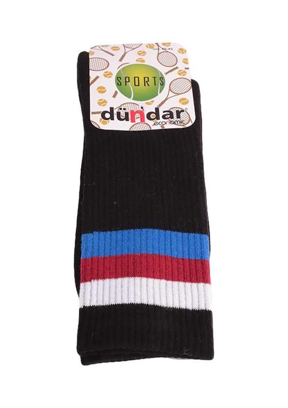 DÜNDAR - Dündar 4001 Tenis Çorabı | Saks