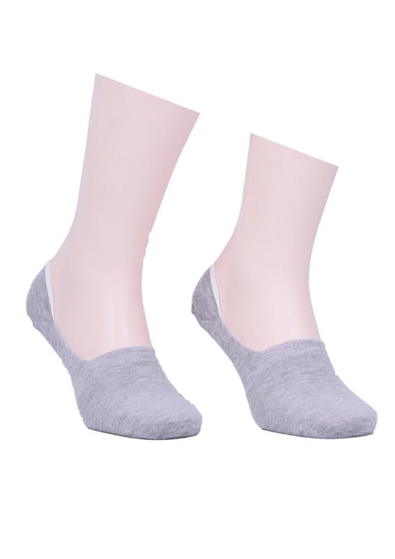 DÜNDAR - Dündar Babet Çorap 522   Gri