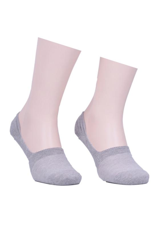 DÜNDAR - Dündar Babet Çorap 526   Gri