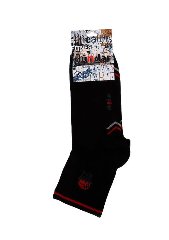 DÜNDAR - Dündar Çorap 453 | Siyah
