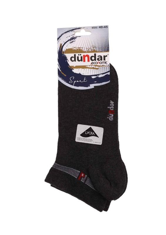 DÜNDAR - Dündar Patik Çorap 449 | Füme