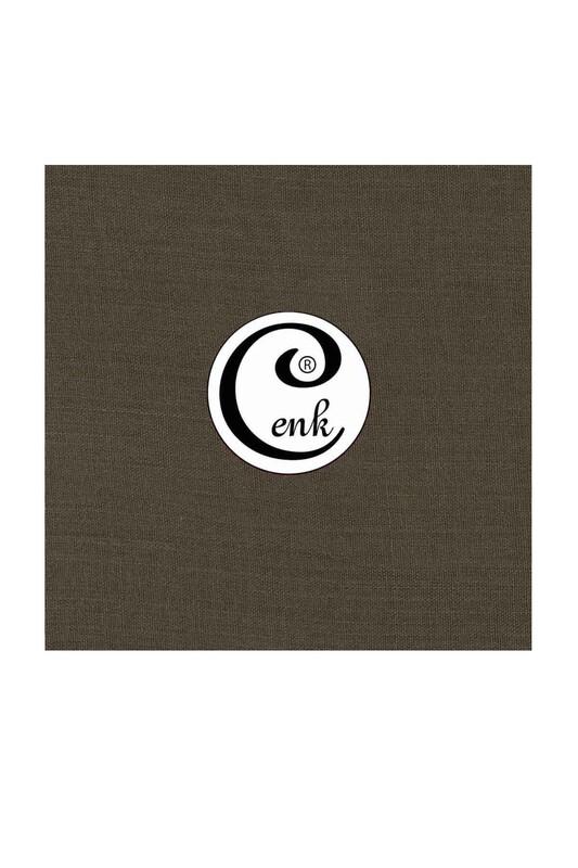 CENK - Cenk Dikişsiz Düz Yazma 90 cm | Haki