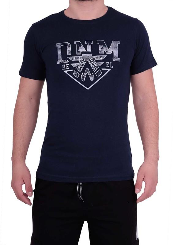 ENİŞTE - Enişte T-Shirt 1002   Lacivert