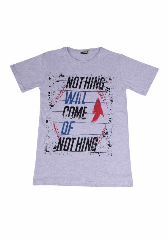 ENİŞTE - Enişte T-Shirt 1003 | Gri