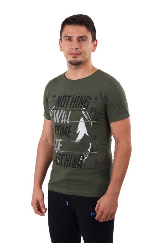 ENİŞTE - Enişte T-Shirt 1003 | Yeşil