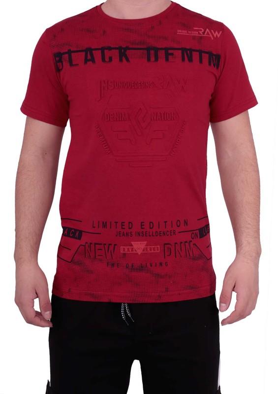 ENİŞTE - Enişte T-Shirt 954   Kırmızı