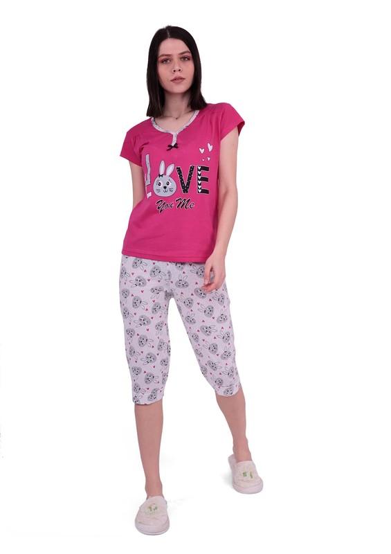 ERCAN - Ercan Pijama Takımı 2808 | Pembe