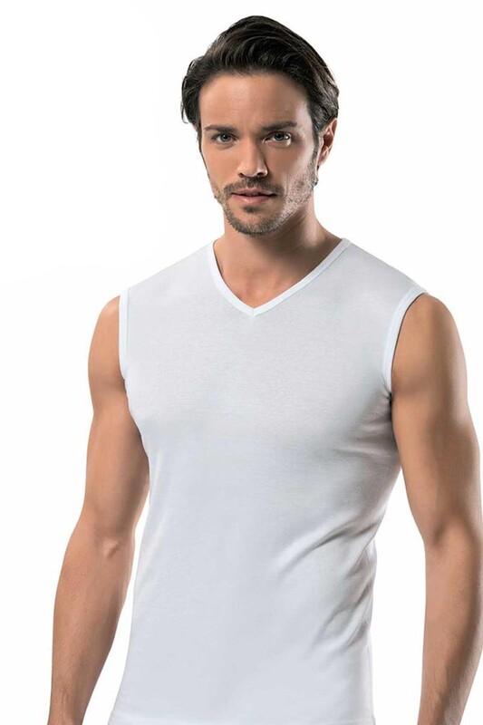 ERDEM - Erdem Ribana Atlet 1196   Beyaz
