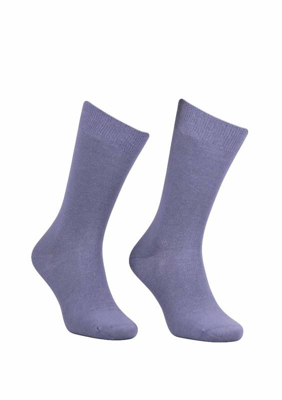 SİMİSSO - Erkek Bambu Çorap 103 | Füme