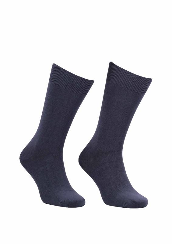 SİMİSSO - Erkek Bambu Çorap 103 | Koyu Gri