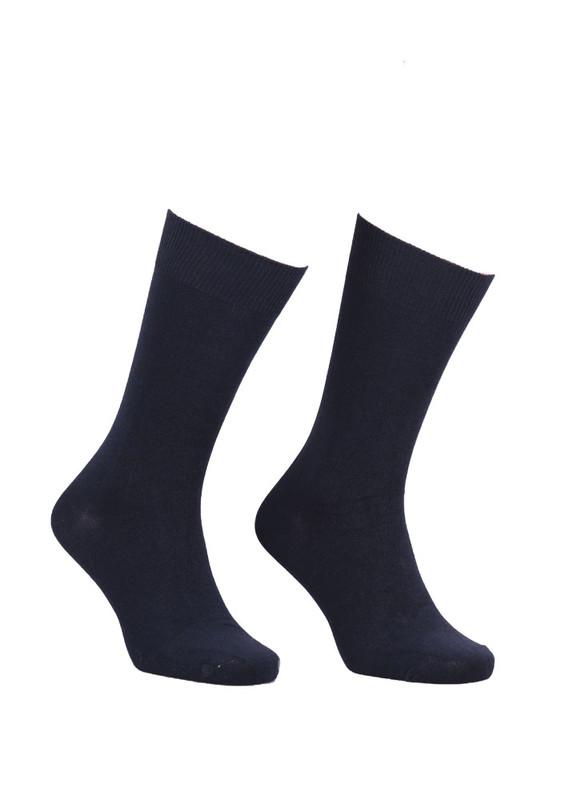SİMİSSO - Erkek Bambu Çorap 103 | Lacivert