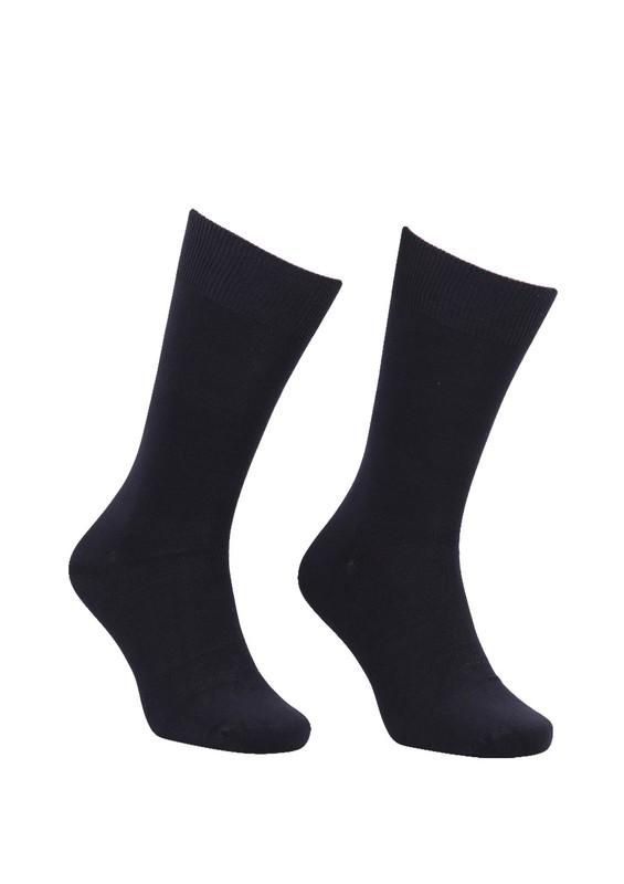 SİMİSSO - Erkek Bambu Çorap 103 | Siyah