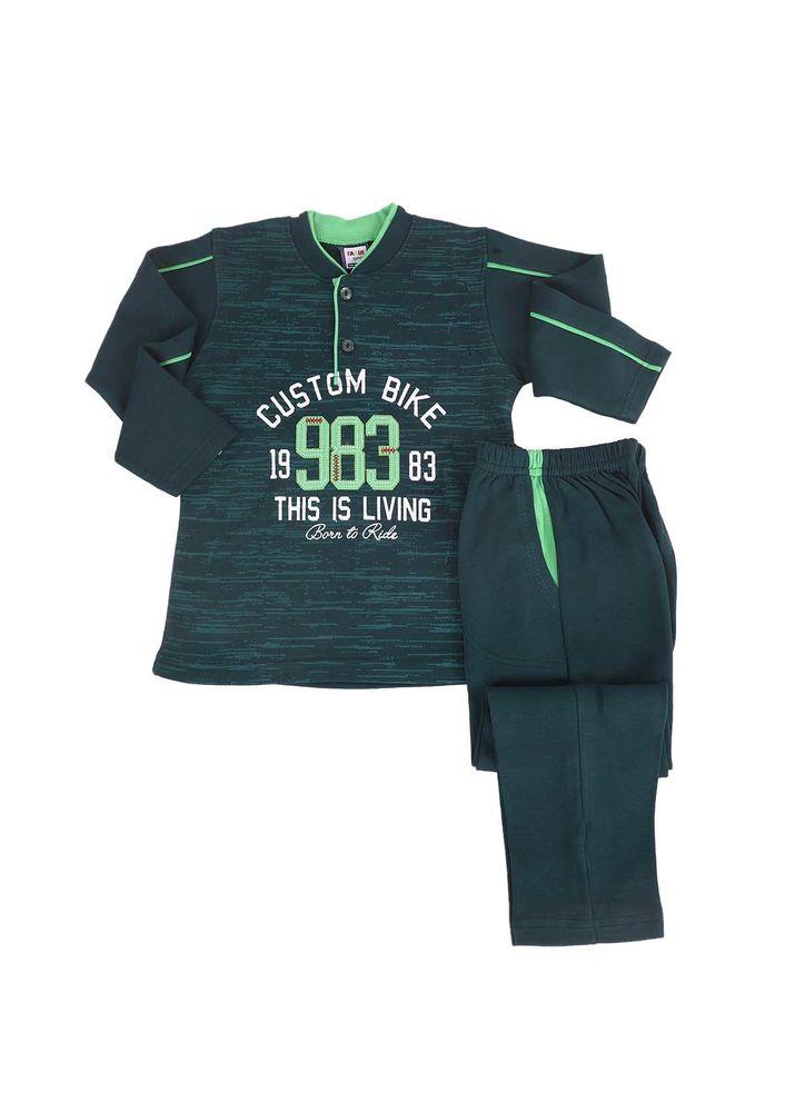 Simisso Pijama Takımı 983 | Yeşil