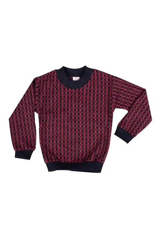 SİMİSSO - Simisso Sweat 863 | Bordo