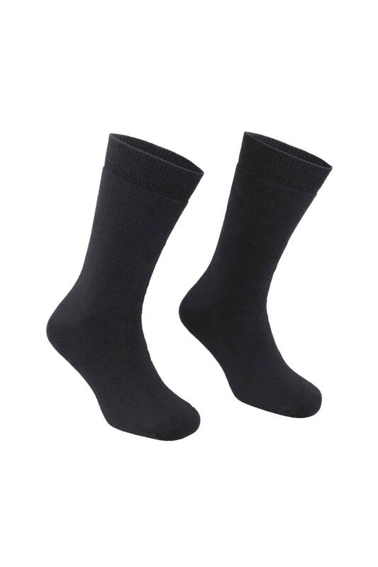 PİERRE CARDİN - Pierre Cardin Erkek Düz Havlu Çorap 585   Antrasit