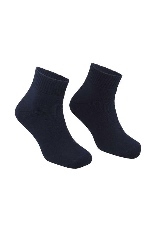 PİERRE CARDİN - Pierre Cardin Erkek Havlu Çorap 2060   Lacivert
