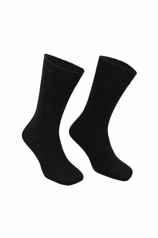 PİERRE CARDİN - Pierre Cardin Bambu Yün Erkek Çorap 650   Siyah