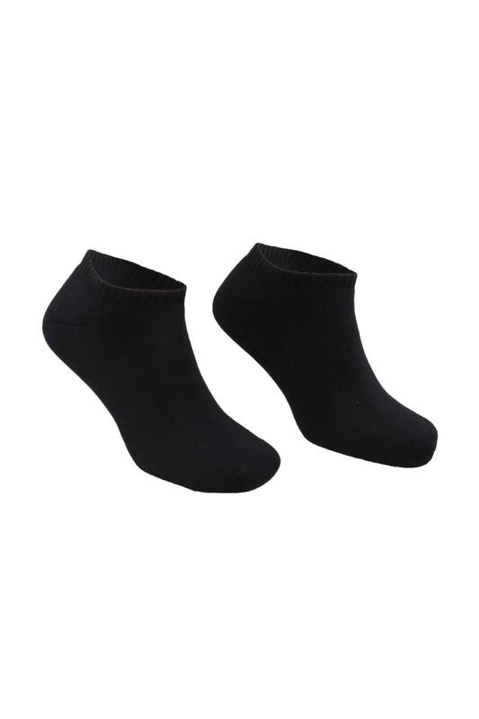 PİERRE CARDİN - Pierrce Cardin Erkek Havlu Patik Çorap 2029   Siyah
