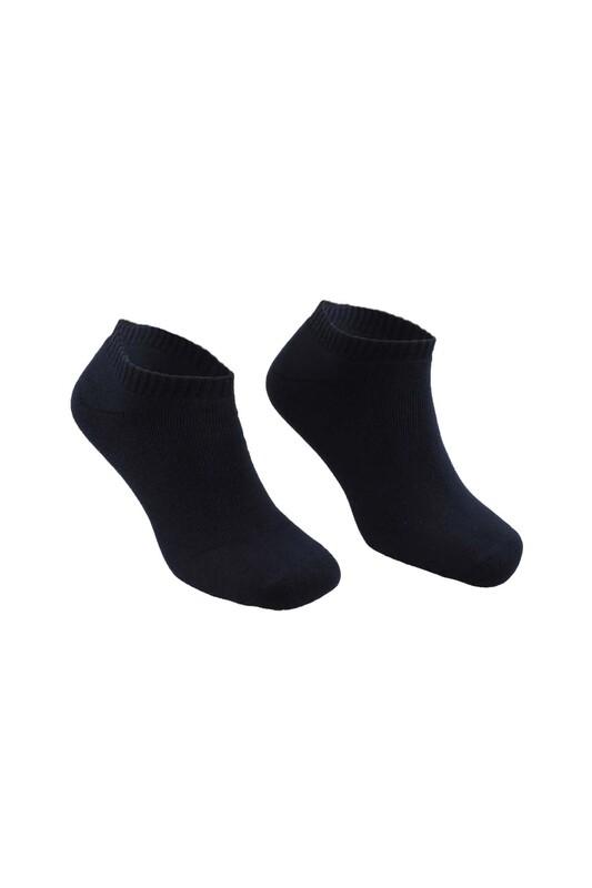 PİERRE CARDİN - Pierrce Cardin Erkek Havlu Patik Çorap 2029 | Lacivert