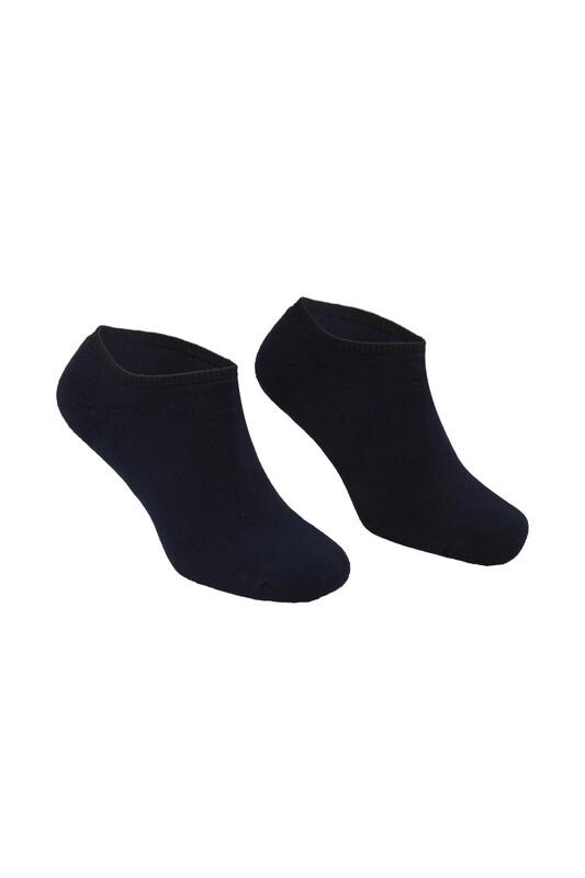 PİERRE CARDİN - Pierre Cardin Erkek Havlu Patik Çorap 4300   Lacivert