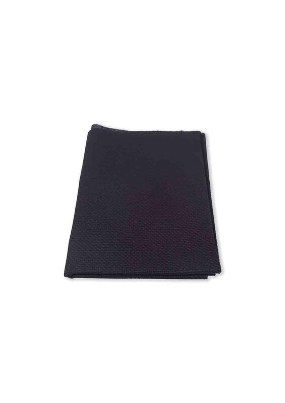 SİMİSSO - Etamin Kumaşı 50*70 cm | Siyah
