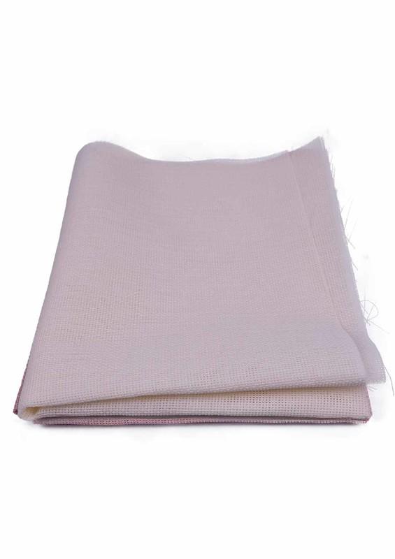 SİMİSSO - Etamin Kumaşı 50*75 cm | Krem