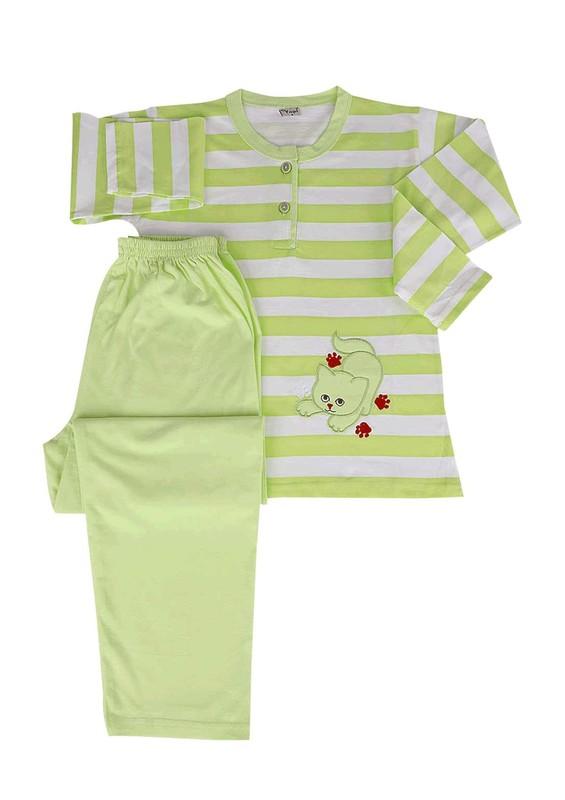 FAPİ - Fapi Pijama Takımı 1600   Yeşil
