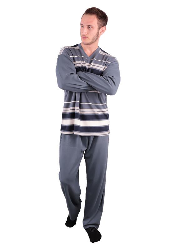 FAPİ - Fapi Pijama Takımı 9231 | Gri