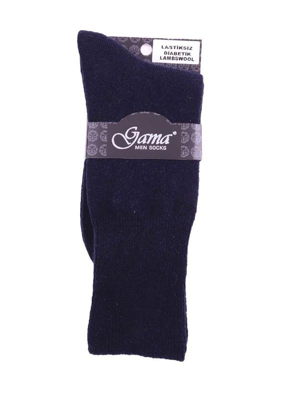 GAMA - Gama Diyabetik Çorap 369 | Lacivert
