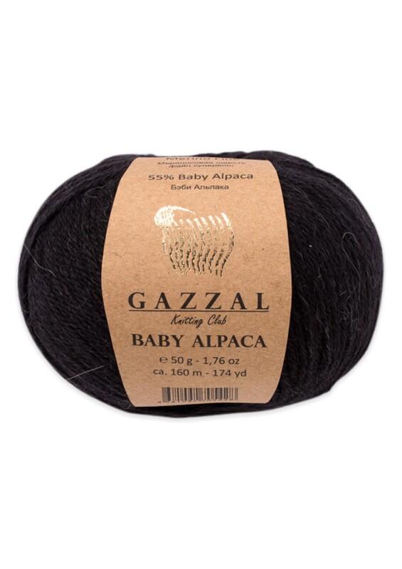 Gazzal - Gazzal Baby Alpaca El Örgü İpi 50 gr | 46000