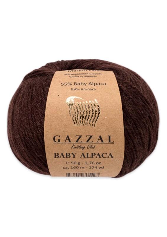 Gazzal - Gazzal Baby Alpaca El Örgü İpi 50 gr | 46004